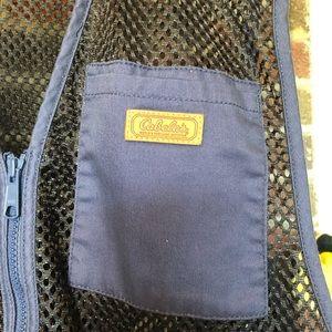 Cabela's Jackets & Coats - Cabela's 2XL Mesh & cotton outdoor vest EUC